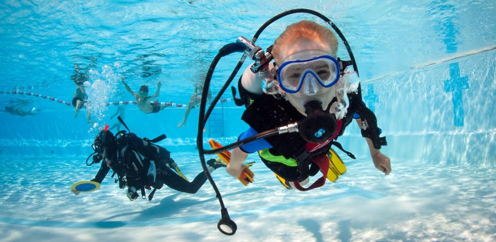 Read more about the article Prova på dyk – Discover Scuba Dive