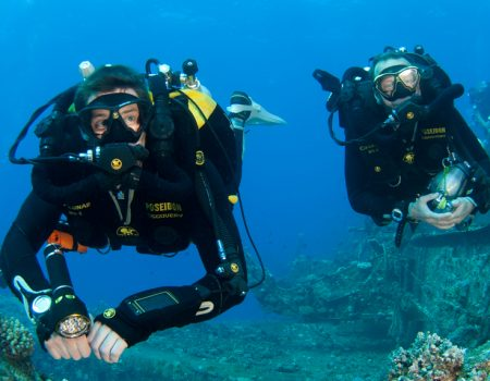 Technical-Diving-Rebreather