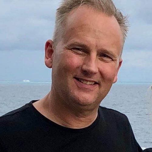 PADI Master Scuba Diver Trainer - Patrik Tuvesson